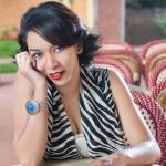 Aina porte des Freshlook Colors Saphir-Sapphire blue